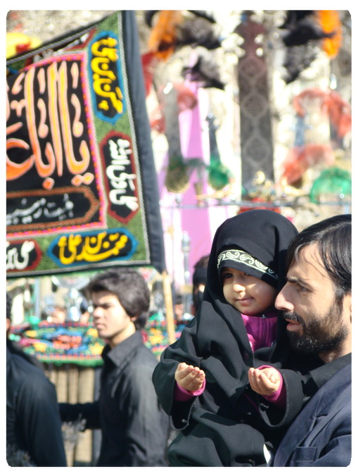 عکس ارسالی کاربران: دستهای کوچک دعا