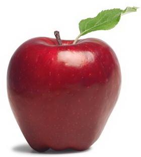 یک سیب و چند هدف