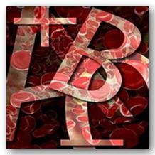 تعیین احتمال سکته با گروه خونی شما