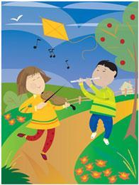 موسیقی برنامه های کودک