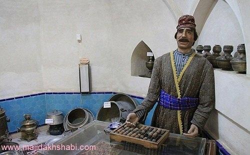 موزه مردم شناسی اردبيل