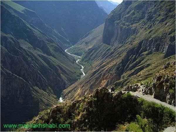 دره ی کولکا - پرو