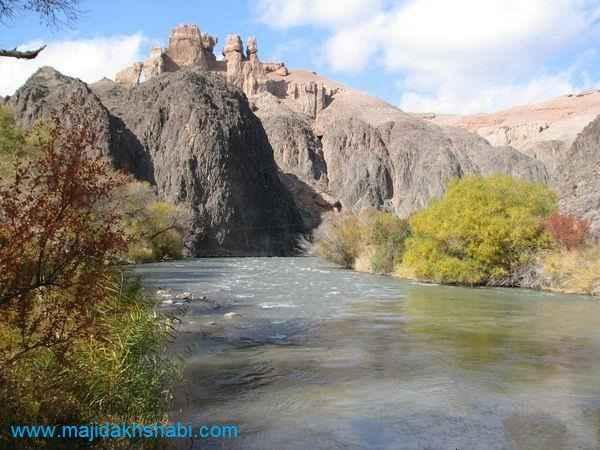 دره ی چارین – قزاقستان