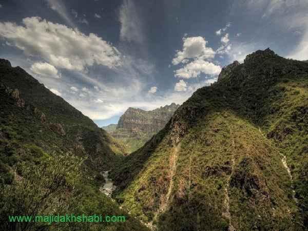 دره ی کوپر - مکزیک
