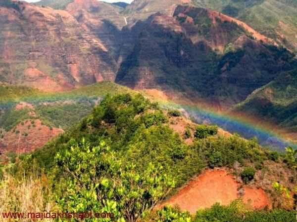 دره ی وا ایمئا – هاوایی