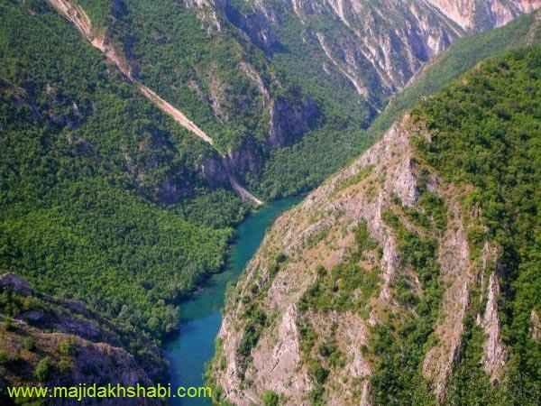 دره ی ماتکا – مقدونیه