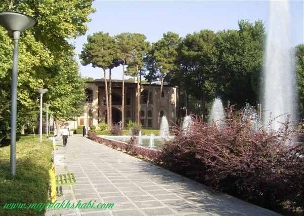 شهر زیبای اصفهان