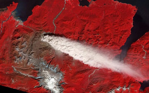 عکس های شگفت انگیز ناسا از زمین