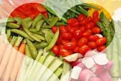 تغذیه صحیح و کاهش بیماری قلبی