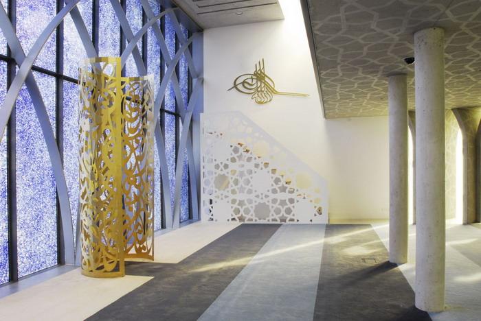 مسجد پنزبرگ آلمان