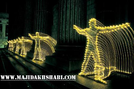 هنر عکاسي: عکسهای نقاشی با نور