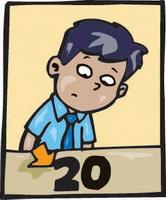 غذای 20 یعنی نمره 20