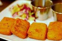 پاکورای پنیر غذای هندی