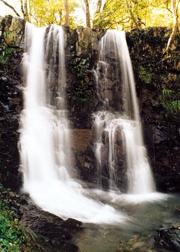 گردشگری: آبشار لونک