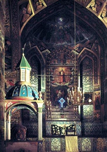 گردشگری: کلیسای وانک
