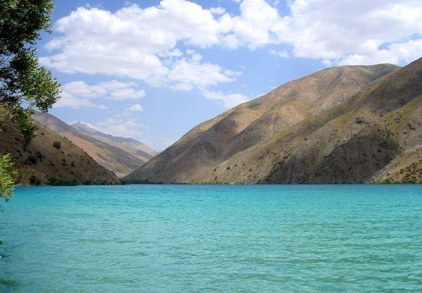 گردشگری: دریاچه ی گهر