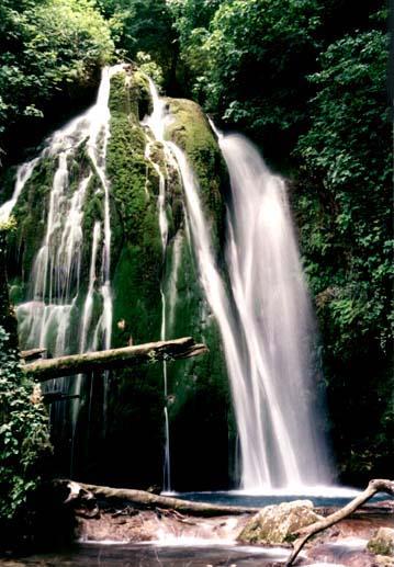 گردشگری:آبشار کبودوال