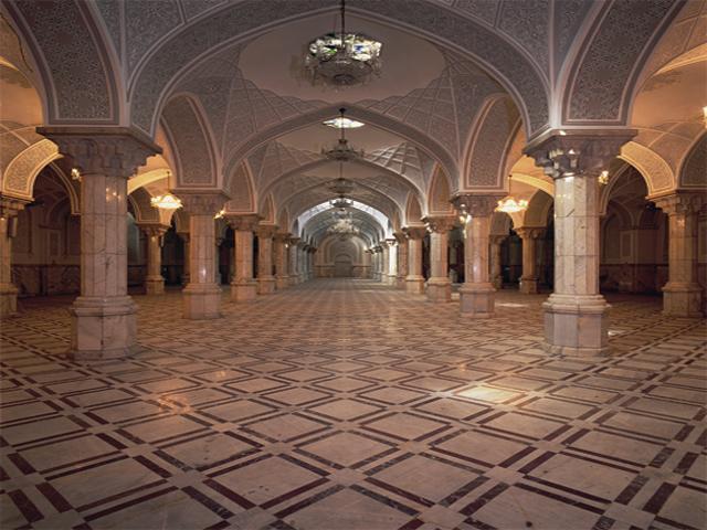 گردشگری: مسجد مطهری