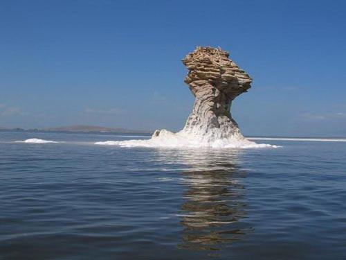 گردشگری: دریاچه ارومیه