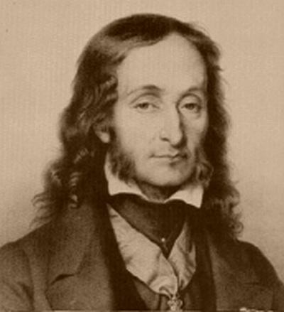 نيكولو پاگانيني Nicolo Paganini