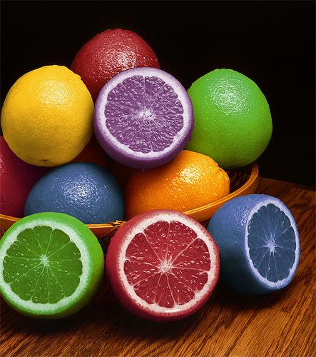رنگ درمانی (قسمت دوم)