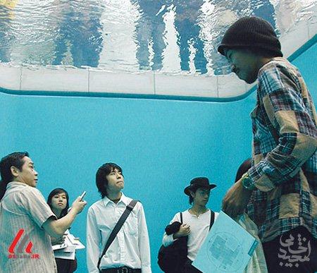 مطلب داغ: استخر قلابی در ژاپن