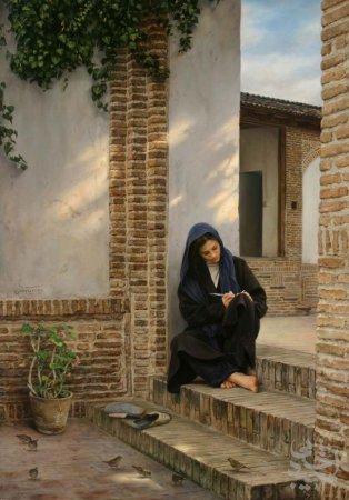 مشاهیر هنری: استاد ایمان ملکی